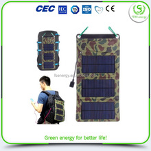 China goods new products usb folding waterproof solar charger