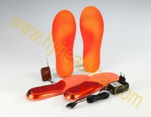 rechargeable heated insole foot warmer,electric heated shoes insole