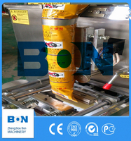 wide application automatic granular peanuts biscuit packaging machine