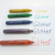 DIY coloring glitter pen Color cartoon graffiti pen colorful flash pen