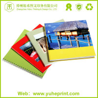 Wholesale custom free sample gloss art coated paper printing menu restaurant bill book design
