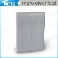 Wenzhou MTE2 Series 2way 120/240 Economy electric panel cover