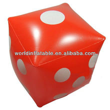 2013 Hot-Selling giant inflatable dice model