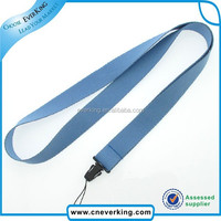 promotional customized logo portable lanyard neck strap usb flash drive