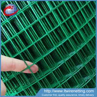pvc coated welded rabbit cage wire mesh / bird cage wire mesh