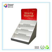 Cheap paper display stand paper packing box