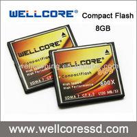 Wellcore UDMA7 1100X 50pin 8GB compact flash card