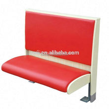Restaurant Sectional Booth Sofa l shape sofa cover