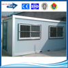 resist high winds prefabricated hotel rooms prefabricated container house