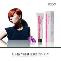 Special material China hair dye for salon use can compare with hair dye brands