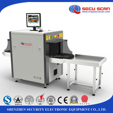 Hand and Hold Baggage X-ray Machine, x ray parcel baggage scanner