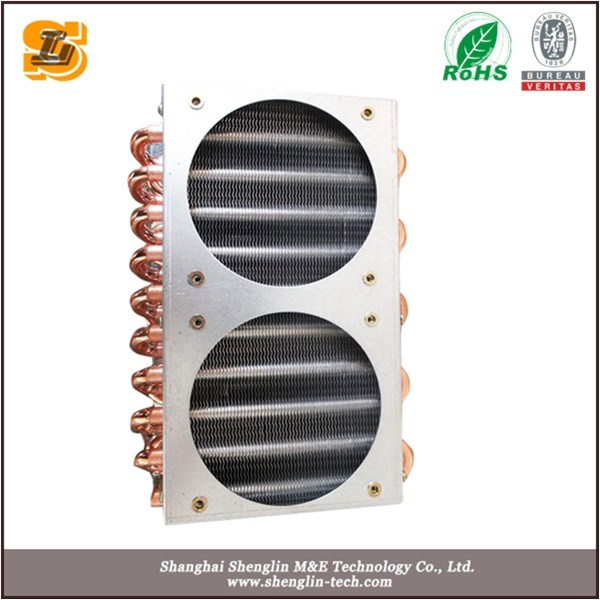 Shanghai Shanglin 9.52mm copper pipe radiator