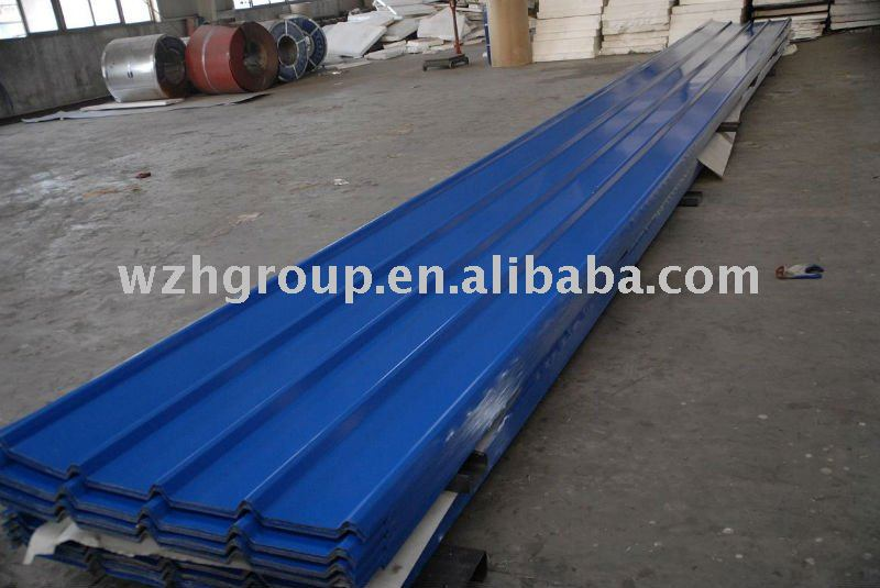 galvanized steel shingle