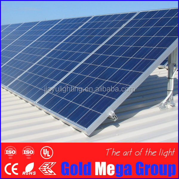 Export top quality high power wholesale solar panel with MC4 Compatible Connector