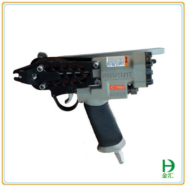Pneumatic strapping tool C-ring cordless nail gun for sale