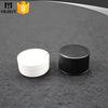 hotsale black screw plastic bottle cap