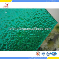 Heat and Cold Insulation Building Material Polycarbonate Sheet PC Sheet