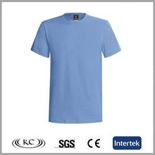 bulk wholesale china new o neck fashion branded men tshirts with custom labels