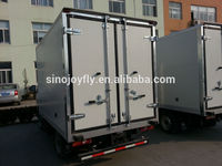 cargo -trailer refrigerated sanwich panel box