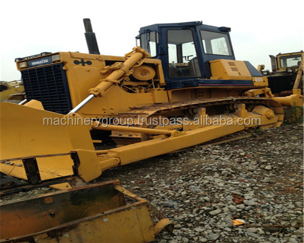 Used midsize D85 bulldozer komatsu brand with ripper and blade