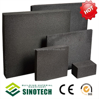 New Construction Material Fireproof Thermal Insulation Foam Glass