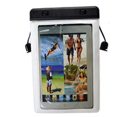 Practical grateful 7 inch tablet waterproof dry floating bag for ipadmini