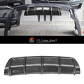 High quality carbon fiber material rear diffuser for BMWW F10 M5 M-TECH bumper