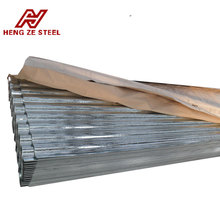 Corrugated Metal roofing sheet / ppgi prepainted galvanized wavy plate for Sale