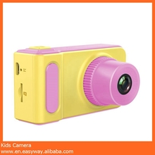 Promoting Cute Mini Kid Camera Digital Video camera Portable Fine Gift For children Camera Small Size With Diy Stickers