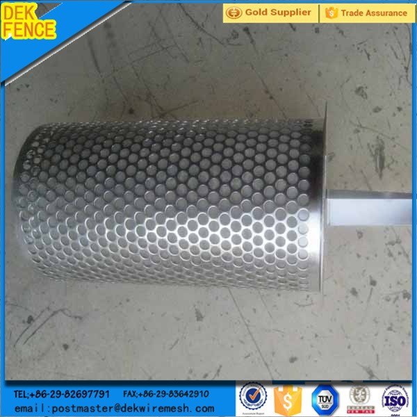 Extendable Metal Sleeve / Stainless Steel Sheet Embossed