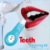 Patented products non peroxide nano teeth cleaning whitening brush
