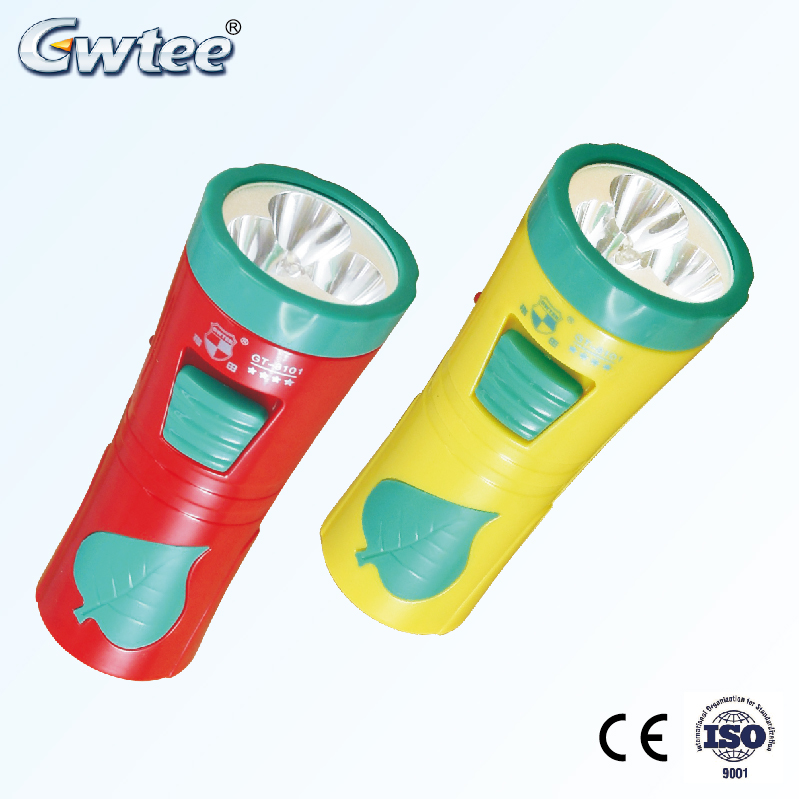 GT-8101 Rechargeable mini cash-check led torch