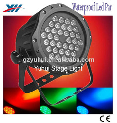 36*3W Outdoor Waterproof Stable quality Stage Lighting RGB Led Par Light Excellent color mixing effect