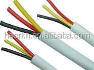 VDE power cable Multi cores silicone cable H05SS-F 1.5*3C