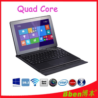 10.1 inch Windows 8 surface Tablet PC Laptop with Bluetooth WIFI keyboard Dual Camera 3G sim card slot