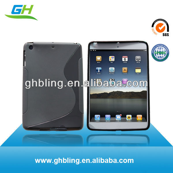 Protable tablet silicone case for ipad air