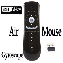 T2 2.4G Wireless Air mouse android remote control use for Android mini PC/google tv box MK808,809,802,UG802/007