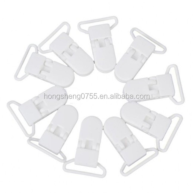 2016 hot selling plastic pacifier holder clip manufacturer