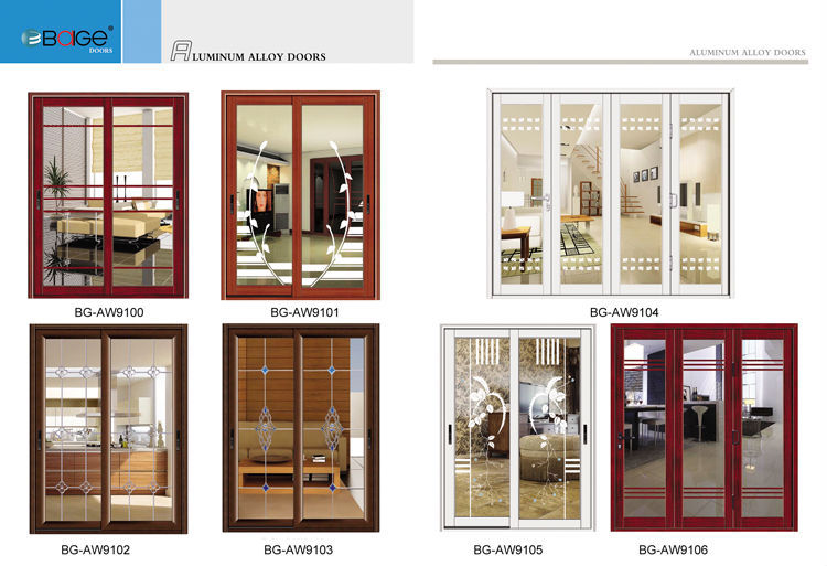 Bg aw9172 baige sliding door philippines price and design for Sliding main door