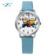 Newest Style 3D kid watch with silicone band and cute cartoon as children's day gift
