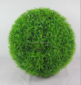 Artificial Grass ball, Decorative Plastic Grass Ball