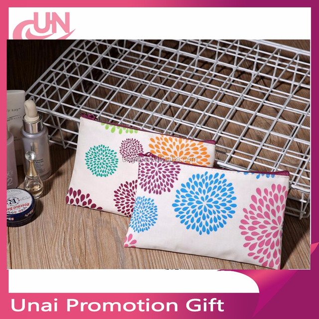 Wholesale cheap bright fireworks cosmetic bag storage bag