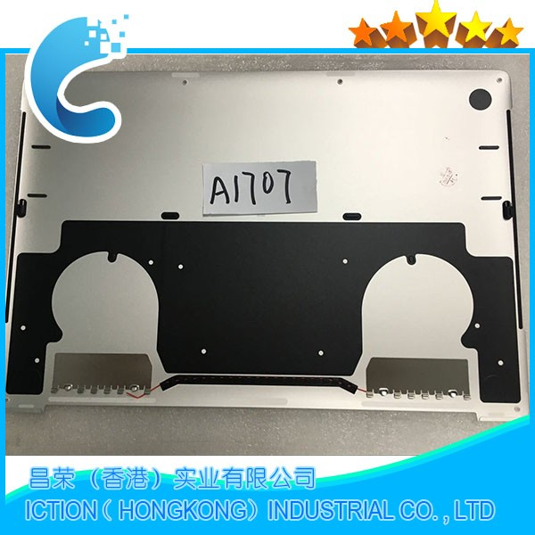 "New Laptop A1707 Bottom Case for Apple Macbook Pro Retina 15"" A1707 Touchbar Bottom Case Battery Cover 613-03902-09 Late 2016"