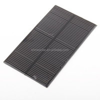 High Quality 1.5W Portable Solar Charger for Mobile Phone iPhone Solar Panel
