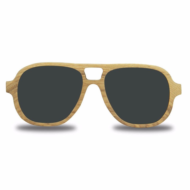 Ultraviolet-proof Wood Sunglasses For Men and Women