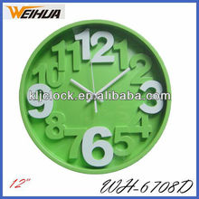 Different types of decorative wall clock