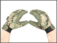 Wear-resisting Tactical Full Finger Glove for Military Fans