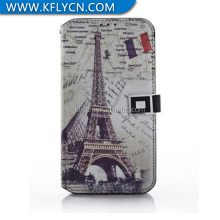 smartphone leather case universal style cheap price high quality