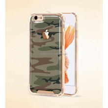 Ultra thin air cushion fashion phone case sublimation printing for iphone 6