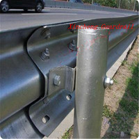 Highway Metal Guardrail Hot Selling China Guardrail